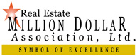 Real Estate Million Dollar Association Logo
