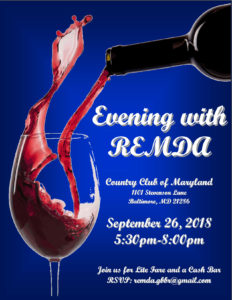 Evening with REMDA @ Country Club of Maryland | Towson | Maryland | United States