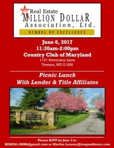 June Luncheon @ Country Club of Maryland | Towson | Maryland | United States